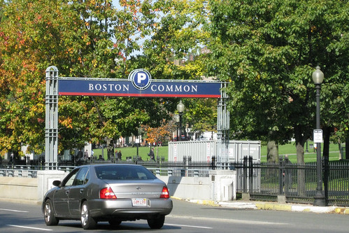 Boston Common.