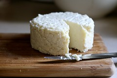 Pressed Lemon Cheese (Chiot's Run) Tags: cheese diy homemade dairy homemadecheese rawmilkcheese