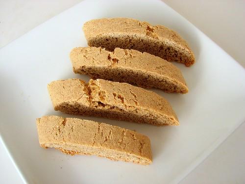 Spiced Biscotti