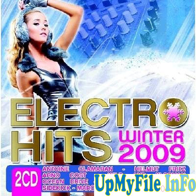 VA - Electro Hits Winter 2CDs (2009)