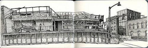 paul's sketch