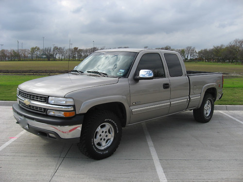 2002 chevrolet silverado 1500 extended cab ls 4wd z71 for sale wanted gm. Black Bedroom Furniture Sets. Home Design Ideas