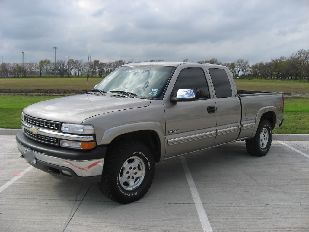 Chevrolet Silverado 1500 Extended Cab - View all Chevrolet ...