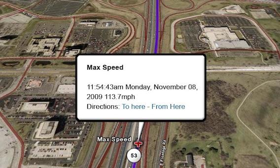 GPS Tracking Key Pro