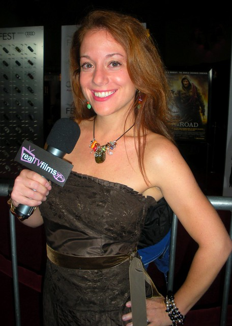 Kelly Calabrese,The Road Movie Screening, AFI LA 2009