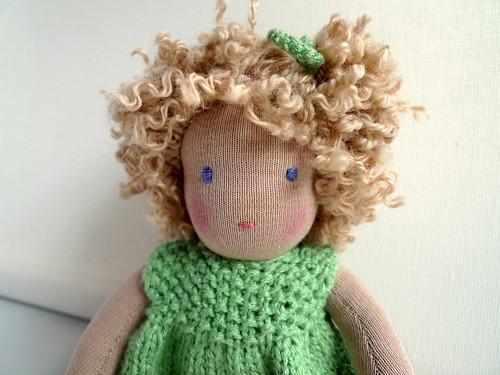 Evie's doll