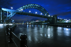 Tyne Bridges (Tim Saxon) Tags: bridge newcastle bridges sage tyne gateshead tynebridge milleniumbridge tyneside newcastleupontyne sagegateshead tyneandwear