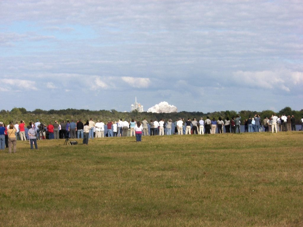 NASA STS 129 Shuttle Launch TweetUp: Day 2   4123782903 8122586741 o photo