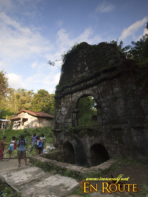 Taal Town Caysasay Sacred Well of the Virgin