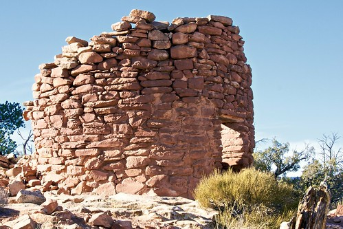 Mule Canyon Tower Ruins