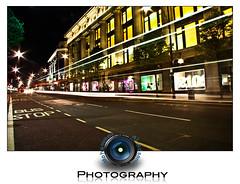 If you wanna go ... (Mohammed Al-Adsani ) Tags: street uk london night lights oxford      aladsani