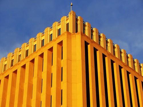 IMF's Washington DC building.