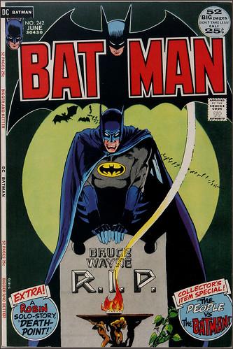 Batman #242