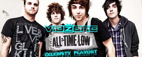 VidZone All Time Celebrity Playlists