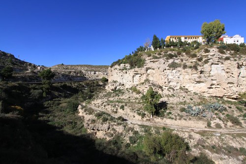 Sorbas village.