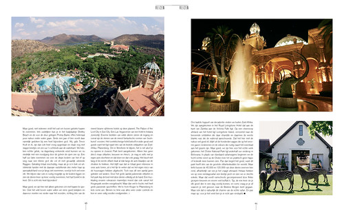 Sharks & Hotels for Tulp Magazine, pages 5&6