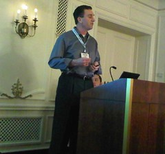 David Rodecker at SES Chicago 2009 Local Search Summit