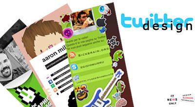 Рисуем дизайн для Twitter