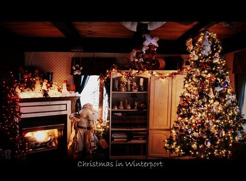 Christmas in Winterport