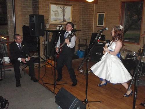 Belinda Craig 39s Aussie rock apocalypse wedding