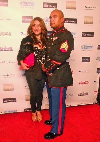Paloma - Toys For Tots Charity Event - F.A.M.E Mixer / London Moore's Birthday Bash
