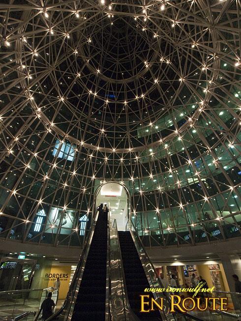 Singapore Wheelock's dome