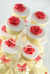 Kathleen & Kieran's engagement cupcakes (alsoheaven) Tags: wedding engagement cupcakesbrisbane