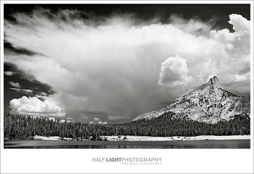 Photo of the Day: Cathedral Peak and Afternoon Thunderstorm By Thom Schroeder