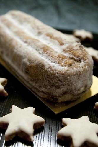 Stollen und Zimtsterne, Hollandische Kakao-Stube, Shinjuku Isetan