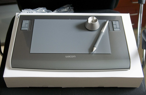 wacom intuos3 a4 travel bag
