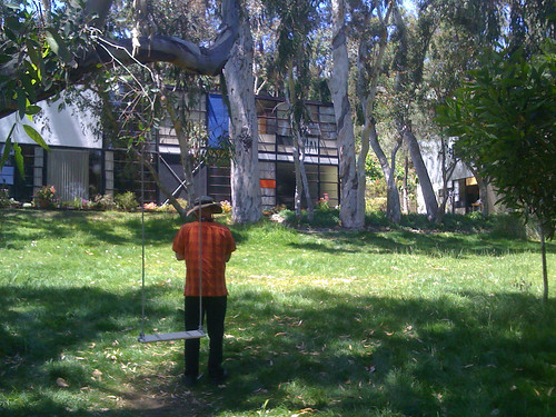Dad & Eames House
