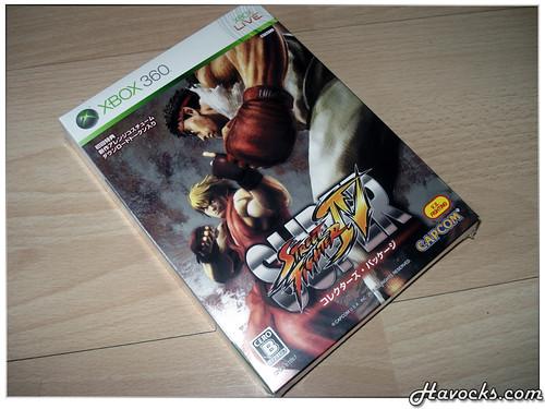 Super Street Fighter IV - Collector - 01