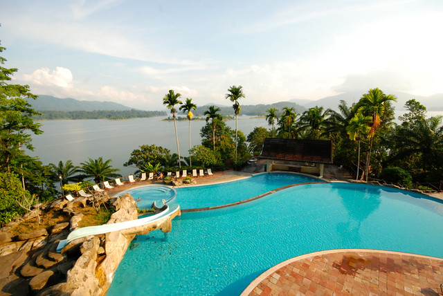 Malaysia - Tasik Kenyir - Lake Kenyir Resort & Spa