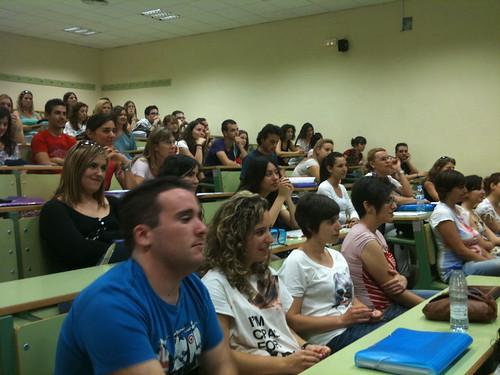 En clase con l@s niñ@s de @nololamento