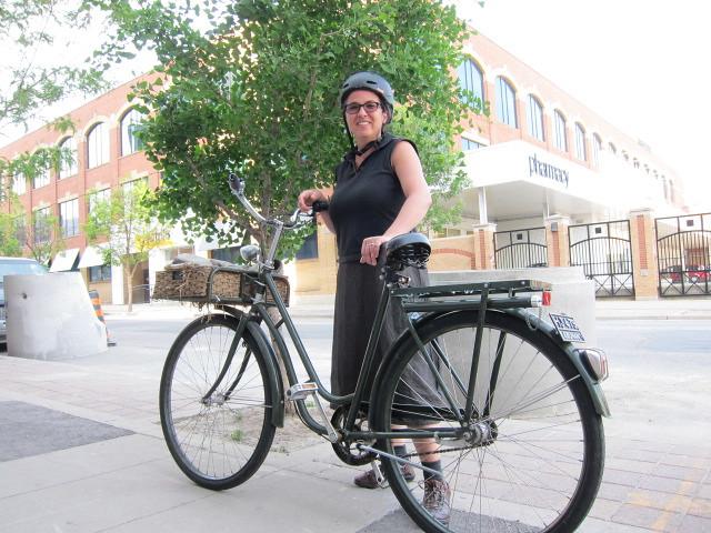 Bike Spotting on Sherbourne