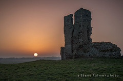 Bawsey Ruins at Sunrise (aMemoryCaptured) Tags: other desktop sunsetsunrise flikr historic lounge cathederalchurchtemple places uk eastanglia norfolk winter