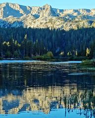 Crystal Crag Sunrise, Mommoth Lakes, CA 2016a (inkknife_2000 (7.5 million views +)) Tags: mammothlakes twinlakes usa landscape sky stillwater california sierranevadamountains alpinelakes waterreflection crystalcrag dgrahamphoto