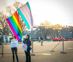 2017.02.22 ProtectTransKids Protest, Washington, DC USA 01064