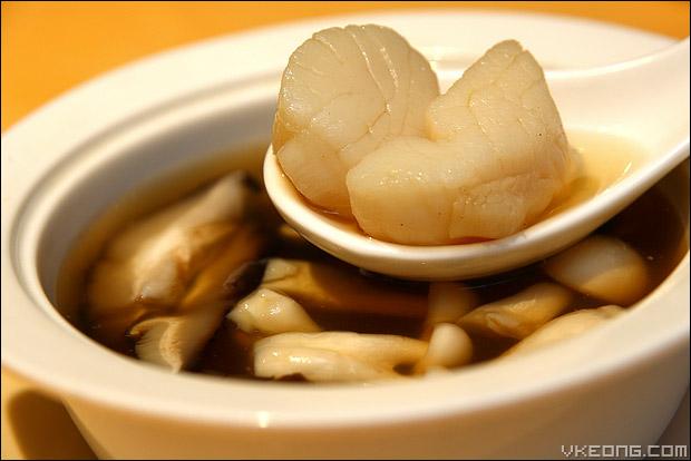 scallops-soup