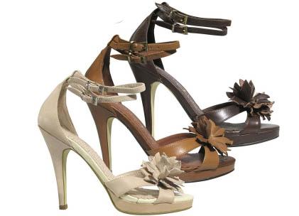 Moda calzado verano 2009 Friis & Co