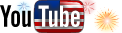 YouTube July 4th Logo