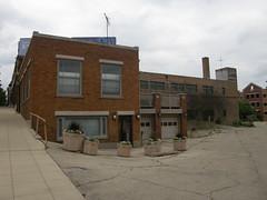 Dupage Street (b24chicago) Tags: city urban illinois downtown garage warehouse elgin elginil elginillinois architects leath