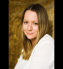 Barn Beauty - Susan Swindell (Lightning Lee) Tags: portrait beauty smile barn umbrella photoshop model eyes nikon gorgeous sb600 straw reflective retouched strobe lightroom d300 softened supersusie strobist modelmayhem flickrlovers susanswindell
