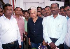 Randhir singh suman with mahesh bhatt