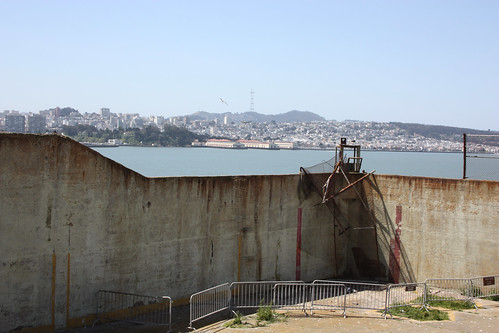 The Yard at Alcatraz