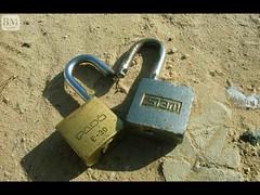 Simple Heart (bagmaster) Tags: heart fotografia cadeados
