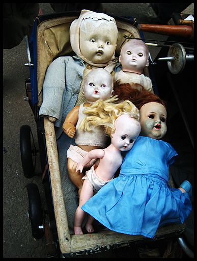 Pram of the Damned