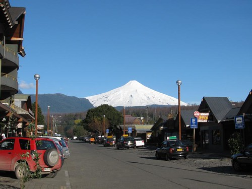 Pucon and Villarrica Volcano