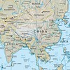 Map of China/ Asia
