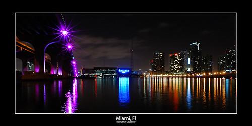 Miami, FL - MacArthur Causeway